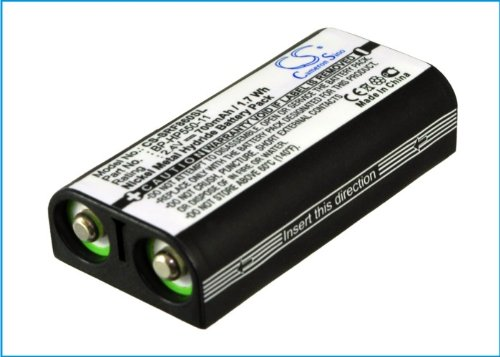 Cameron sino 700mAh Ni-MH Replacement BP-HP550-11 Headset Battery For Sony MDR-RF860 MDR-RF4000 MDR-RF970 MDR-RF970RK MDR-RF925 MDR-RF925RK MDR-RF4000K MDR-RF860RK MDR-RF850 MDR-RF810