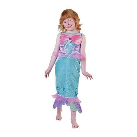 Disney Cuento infantil Disfraz Nixe Sirenita Ariel: Amazon.es ...