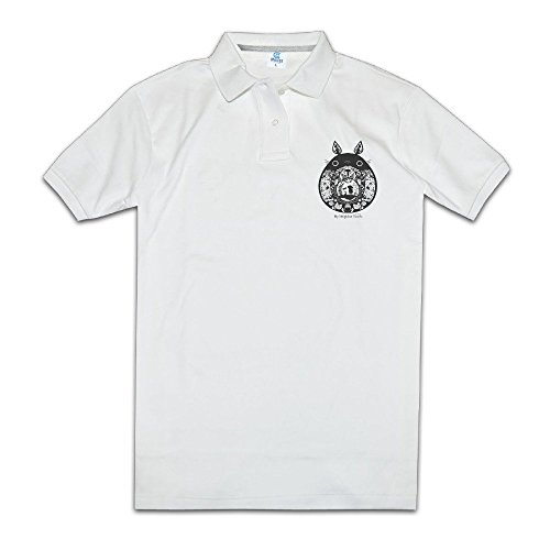 Tops & T-Shirts My Neighbor Totoro Boy's Piqué Polo (Sheriff Callie Outfit)
