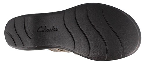Clarks Womens Leisa Grace Plattform Tenn