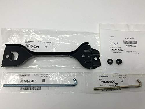 Subaru Battery Tie Down Holder RODS NUTS Clamp Kit 2013-2019 BRZ FRS Genuine OEM
