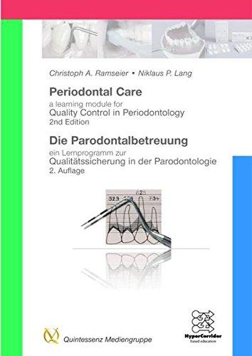 Die Parodontalbetreuung