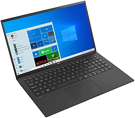 """LG Gram 15Z90P – 15.6"""" Full HD IPS (1920x1080) Ultra-Lightweight Laptop, with 11th Gen Intel Core i5-1135G7 CPU, 8GB RAM, 512GB SSD, Up to 21 Hour Battery, Thunderbolt 4, Black – 2021 WeeklyReviewer"""