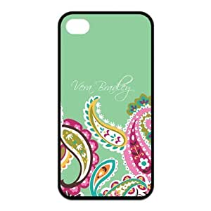 Vera Bradley Snap on Case for iPhone 4/4S TPU by icecream design