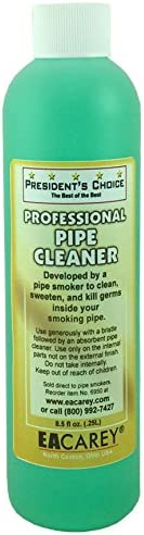 EA Carey Professional Clean & Cure Pipe Cleaner & Sweetener 8.5 oz Bottle / EA Carey Professional Clean & Cure Pipe Cleaner & Sweetener 8.5 oz Bottle