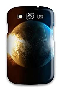9135928K98990920 Hard Plastic Galaxy S3 Case Back Cover,hot Two Sided Splash Case At Perfect Diy