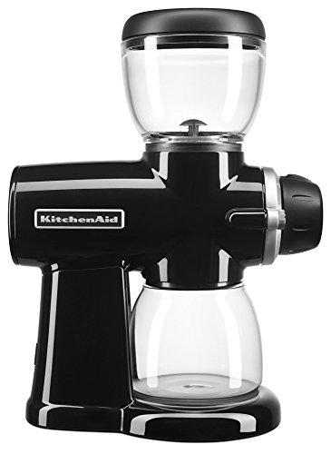 KitchenAid KCG0702OB Burr Coffee Grinder, Onyx Black by KitchenAid (Image #3)