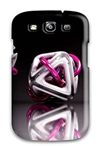 KarenStewart Perfect Tpu Case For Galaxy S3/ Anti-scratch Protector Case (dna Type)