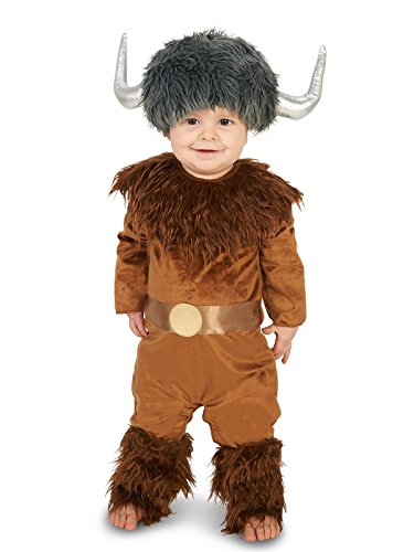 Women's Cozy Viking Costumes (Fearless Viking Infant Costume 12-18M)