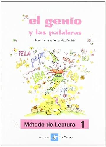 Genio Y Las Palabras 1: Amazon.es: Juan Bautista Fernández Fonfría ...