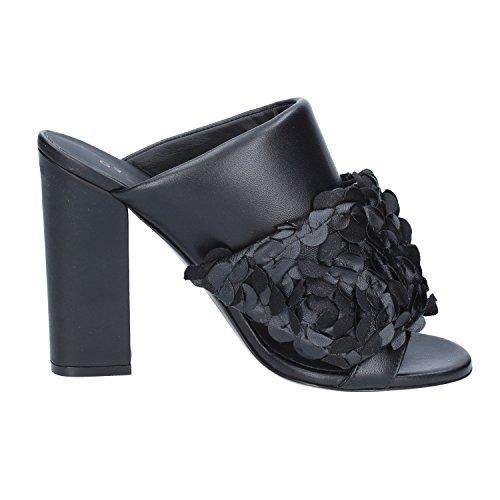 Grey Mer - Sandalias de vestir de Piel para mujer
