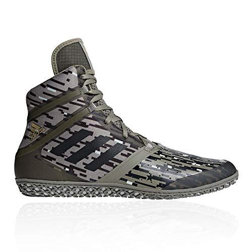 Impact De Vert Chaussure Lutte Aw18 Flying Adidas wfUxHTq8