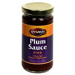 Dynasty Plum Sauce