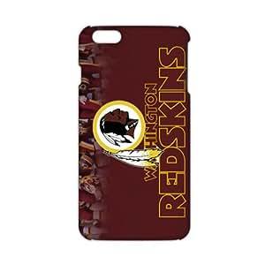 Evil-Store NFL Washington redskins 3D Phone Case for iPhone 6 plus