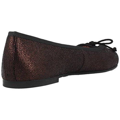 Pretty Ballerinas Zapatos Bailarina Para Mujer, Color Metálico, Marca, Modelo Zapatos Bailarina Para Mujer Shade Metálico
