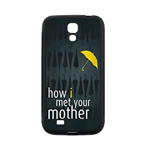 FEEL.Q- Custom Rubber Back Fits Cover Case for Samsung Galaxy S4 S IV I9500 - How I Met Your Mother