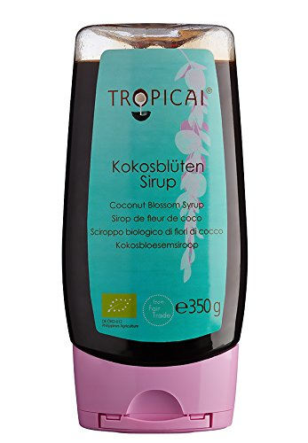 Tropicai - Feiner Fair Trade Bio-Kokosblütensirup - Philippinen - 350 g