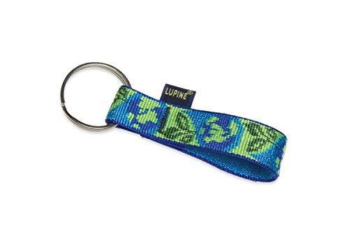 "Lupine 3/4"" Earth Day Standard Keychain"