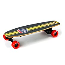 BENCHWHEEL Penny Board 1000W Electric Skateboard (Yellow), 27""