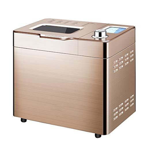 La máquina del Pan, máquina de Pan de Oro, Puede Hacer el Pan, amasadora de múltiples Funciones casera, máquina del...