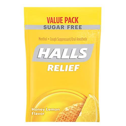 10 Best Halls Sore Throat Reliefs