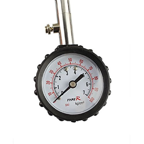 WINOMO Professional Precision Tyre Tire Air Pressure Gauge Tester Meter for Truck Rv