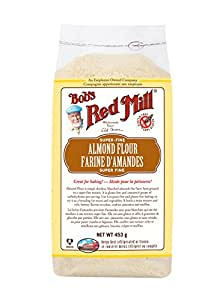 Amazon.com: Bob's Red Mill Super-Fine Natural Almond Flour