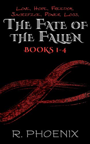 The Fate of the Fallen Series Omnibus: Box Set of Books 1-4]()