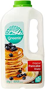 Greens Original Pancake Shaker, 375 Grams