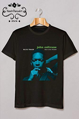 John Coltrane Last Train Adult Tank Top