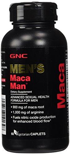 GNC Maca Arginine Enhanced Blood product image
