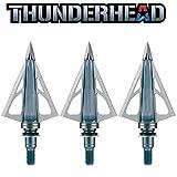 fixed blade broadheads - Thunderhead 100 (5 Pack)