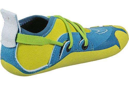 La Sportiva Gripit Füße Katze, Unisex Erwachsene blau (Schwefel)