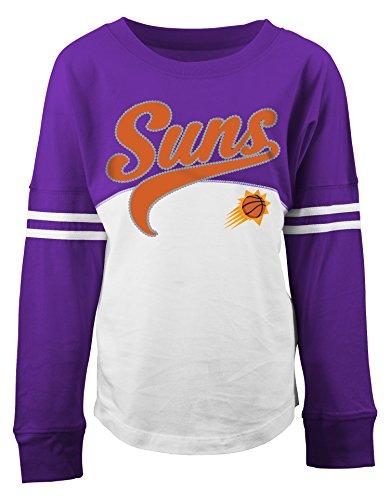 5th & Ocean NBA Phoenix Suns Children Girls Youth Slub Jerse
