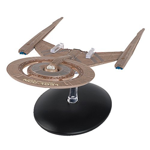 Star Trek - U.S.S. Discovery Model with Magazine #2 EAGLEMOSS