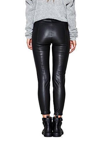 Pantalones Para By black Mujer Negro Esprit Edc 001 EtvZqw66