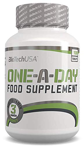 Biotech USA ONE A DAY - 100 comp.