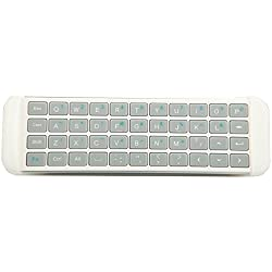 DMYCO Mini Wireless Keyboard Work with Fire TV Voice Search Remote QWERTY Keyboard for Fire TV Box (KP-810-30K)