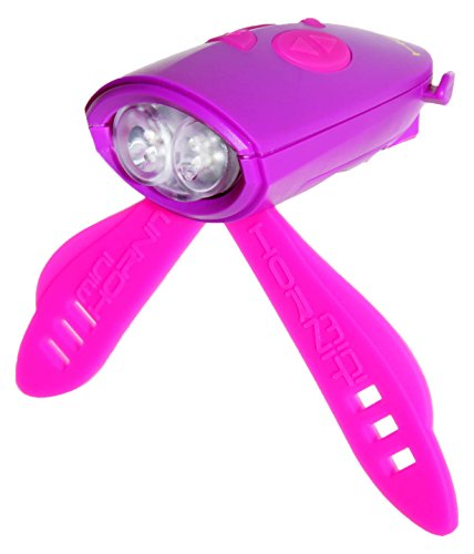 Price comparison product image Mini Hornit Bicycle Light - Pink / Purple