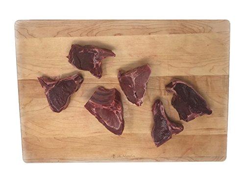 Wild Game Variety Steak ( Elk, Venison, and Wild Boar) (6 Count)