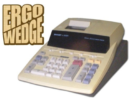 Ergo Wedge - Calculator/Telephone Stand by KIMALCO Inc