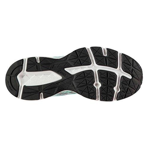 Femme Asics nbsp;Chaussures Official de pour Sneakers Argenté Baskets Bleu Jogging Shoes Pied Course Excite Gel 4 à wBnPACxnq