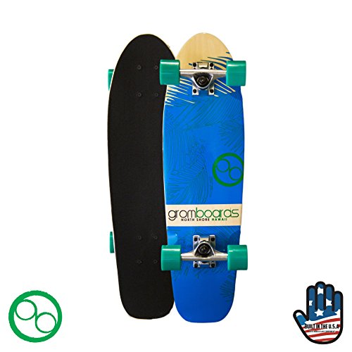 Gromboards Gromlet with Palm Leaf (North Shore Riders)