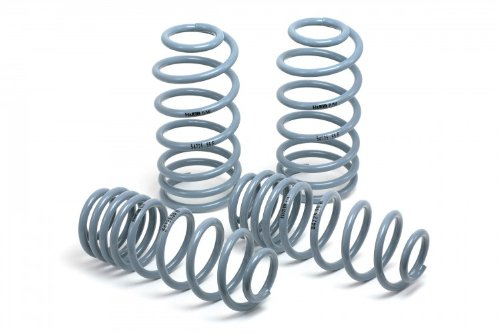 H&R 50145-55 OE Sport Spring - Springs Lower H&r