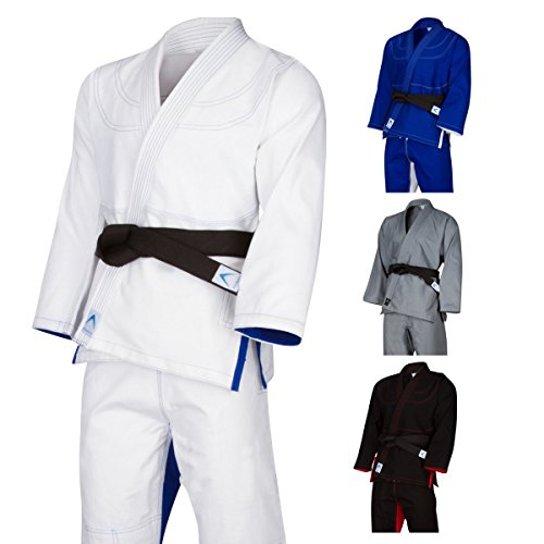 Athllete Jiu Jitsu Gi (A1, White)