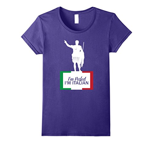 'm Italian Large Purple ()