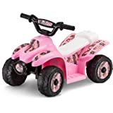 pink camo quad - 6V Kid Trax Mossy Oak Quad Ride-On, Pink Camo