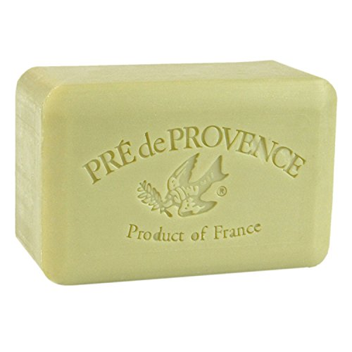 Each Triple Milled Soaps (Pre de Provence Soap Shea Enriched Everyday Extra Large French Soap Bar (350 Gram) - Olive Oil and)