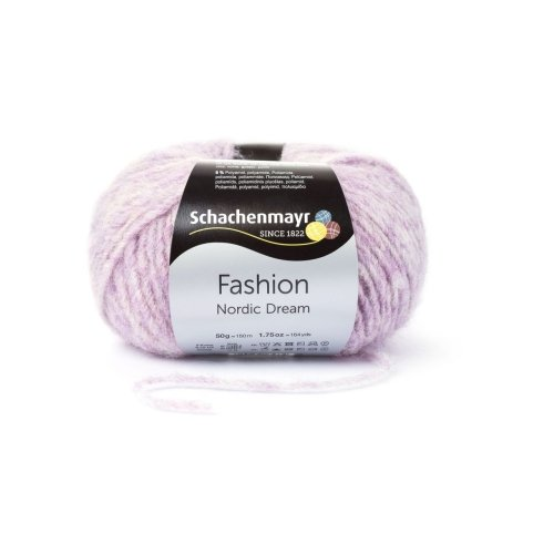 Schachenmayr Nordic Dream - Farbe: Pearl Mélange (00035) - 50 g / ca. 150 m Wolle