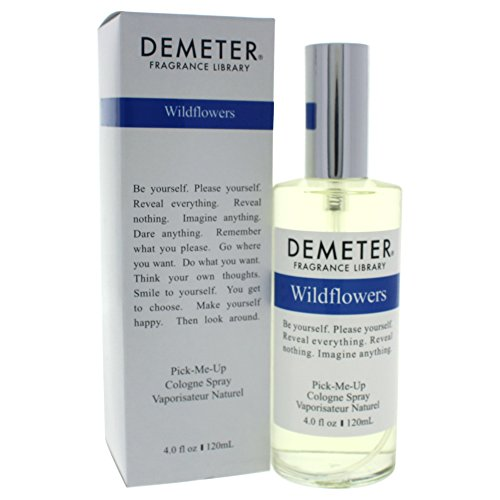 Demeter Wildflowers for Women 4 Ounce